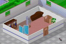 Psychiatric Room