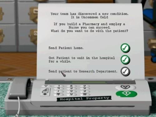 File:Theme Hospital cheats.jpg