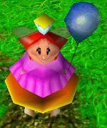 Balloon shop Wonderland