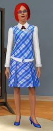 Vanessa Smythe (School Uniform)