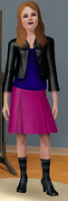 Nicole Andrews (Casual Outfit)