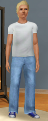 Wyatt Connors (Casual Outfit)