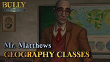 Matthews Geography