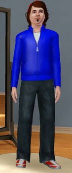 Jared Tyler (Casual Outfit)