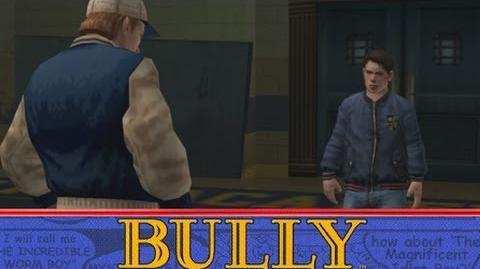 "Bully (PS4 version) - mission ""Jocks challenge"""