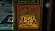 Monkey Fling Arcade