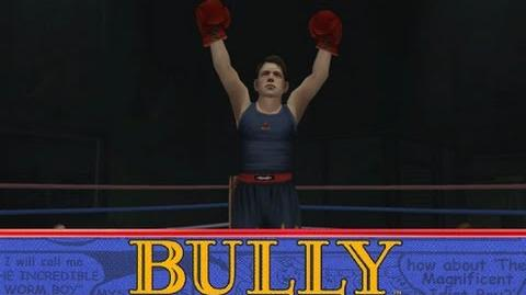 """Bully (PS4 version) - mission """"Prep challenge"""""""