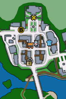 Bullworth town map