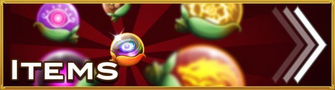 Items Banner (Shop)