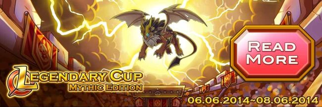 Read - Legendary Cup Mythic Edition