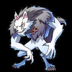Ice Wolfie