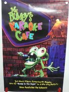 Bump-night-ft-mr-bumpys-karaoke-cafe poster