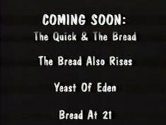 Bread at 21