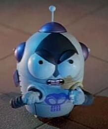 Little robot's sister