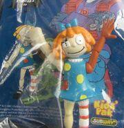 NIP Molly Coddle Subway toy