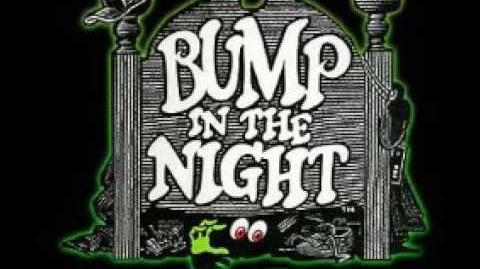 BUMP IN THE NIGHT LOGO YTV SHOW STOP MOTION DiC TOON DISNEY KIDS SHOW