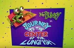 Journey to the centre of lungfish