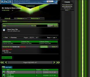 XboxTheme