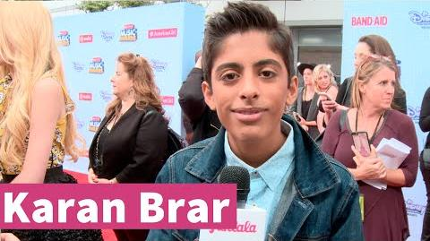 "Karan Brar l Details on ""Jessie"" Spin Off ""Bunked""!"