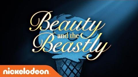 Bunsen is a Beast 'Beauty and the Beastly' Official Parody Trailer Nick