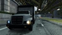 Traffic truck