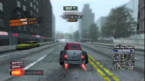 Burnout Paradise - Grand Marais Burning Route
