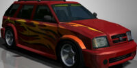 Custom SUV