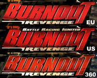 Burnout Revenge Logo Comparison