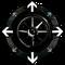 Paradise City Compass