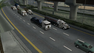 Crash zone 11 - Late Arrival - intersection