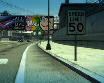 Speed Limit 50