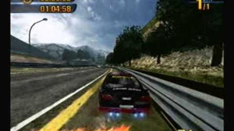 Burnout 3 Takedown - Walkthrough - Europe Continental Run Special Event