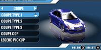 Coupe Type 1 (Burnout Legends)