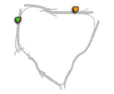 Interstate Loop - map