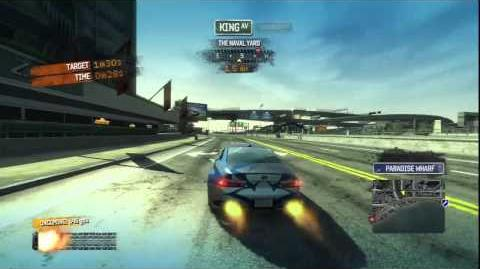 Burnout Paradise - 616 Sport Burning Route