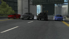B2 Race Start