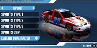 Legend Oval Racer
