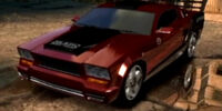 Tuned Muscle (Burnout Dominator)