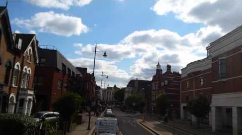 Route 200 HD Full Visual Mitcham-Raynes Park