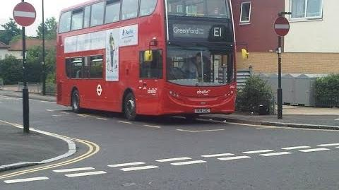 New Buses on routes E1, E3 and E10