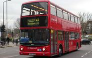 47 to Bellingham, Catford Bus Garage