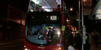 London Buses route N381