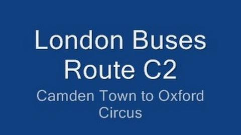 London Buses Route C2