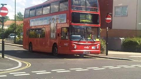 Dennis Trident on the E1