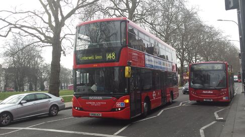 London Bus Route 148