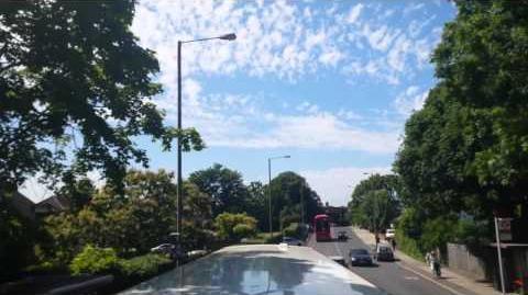 Route 285 HD Full Visual Kingston-Heathrow Central