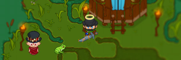 Nate's Swamp Adventure banner