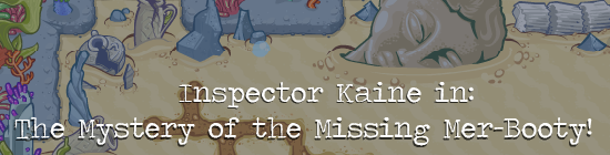 The Mystery of the Missing Mer-Booty Banner