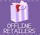 Offline retailer