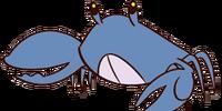 Steven's Crab (Blue Crab)